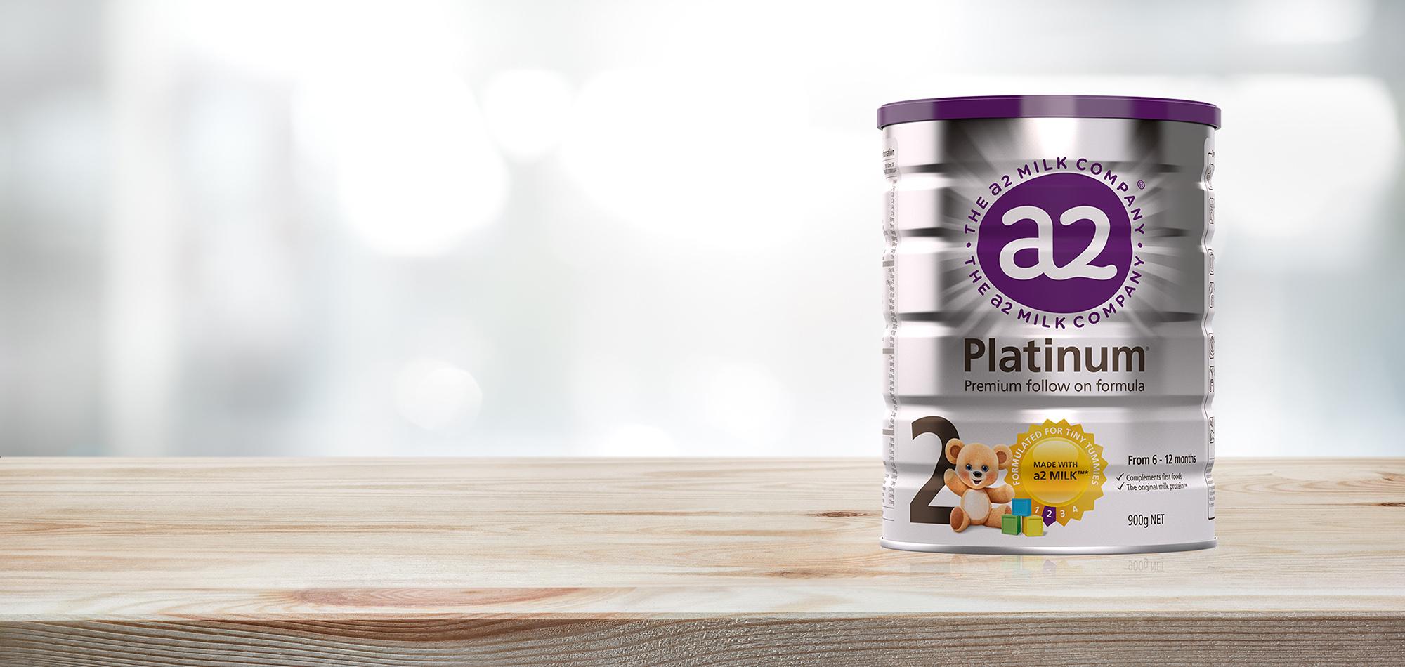 A2 Platinum Premium Follow On Formula 6 12 Months