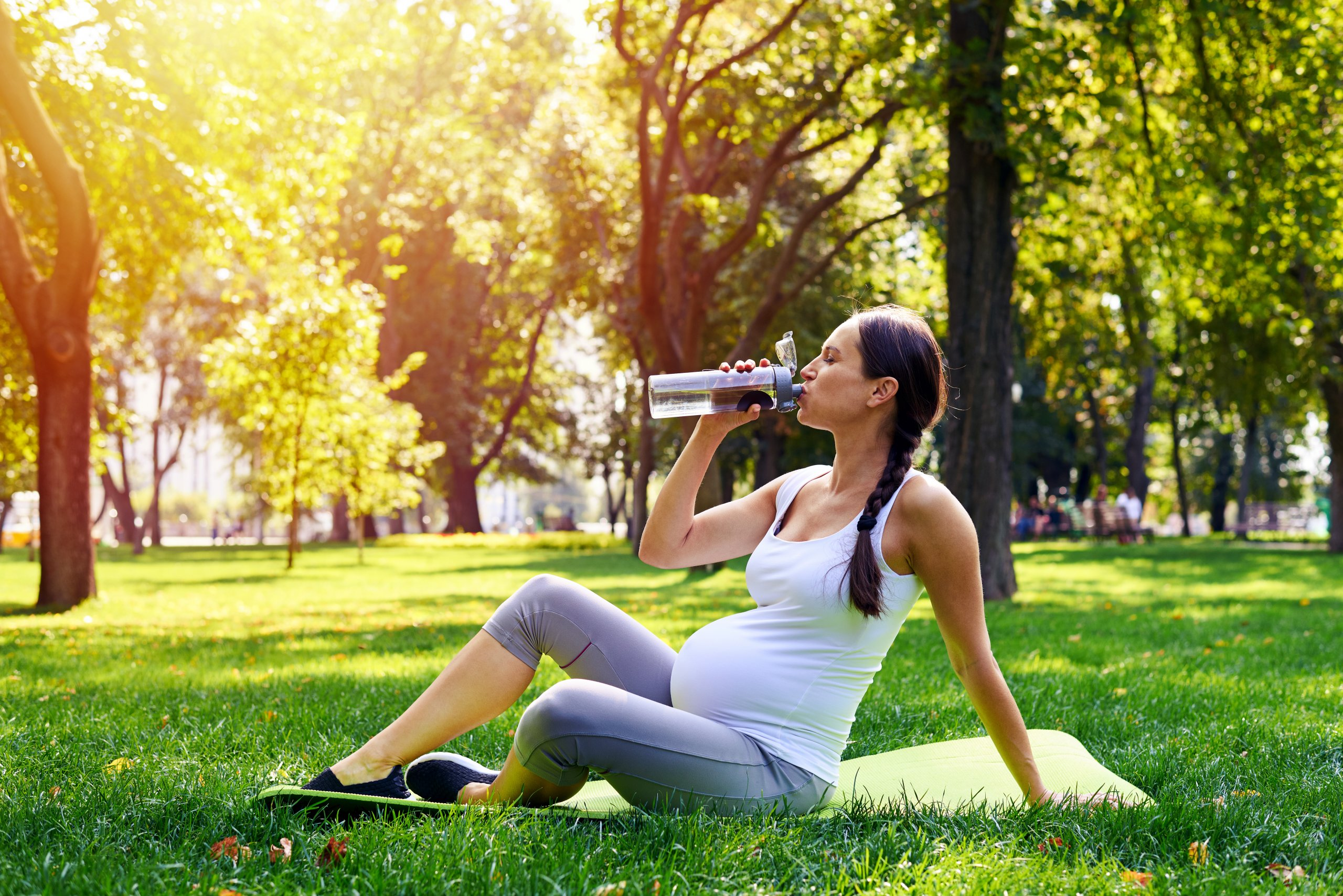 Nutrition and a healthy diet during pregnancy